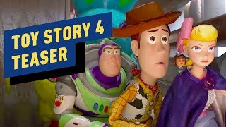 "Toy Story 4 Teaser Trailer - ""Old Friends & New Faces: Bo Peep"""