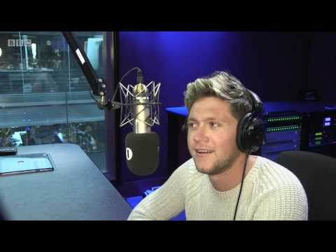 Niall Horan on Greg James Rage Against the Answer Machine