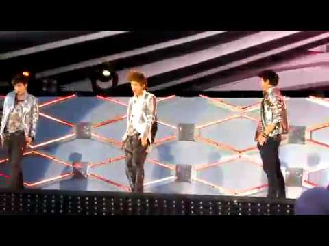 EXO HISTORY SMTOWN LIVE IN TAIWAN