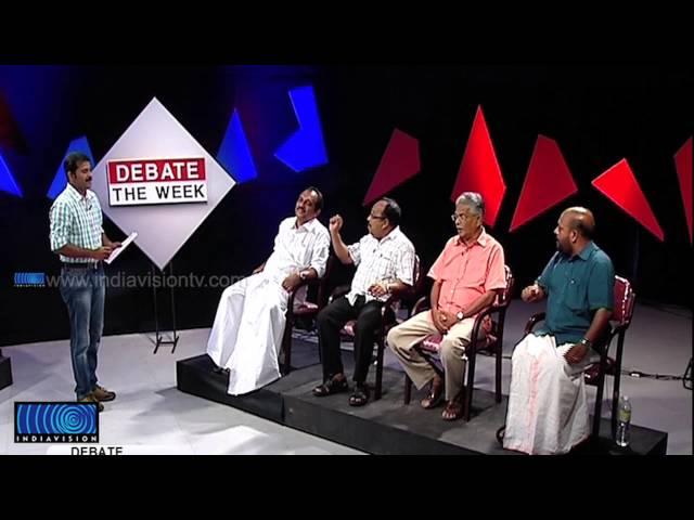 Debate the Week_ Politics of Oomen Chandy