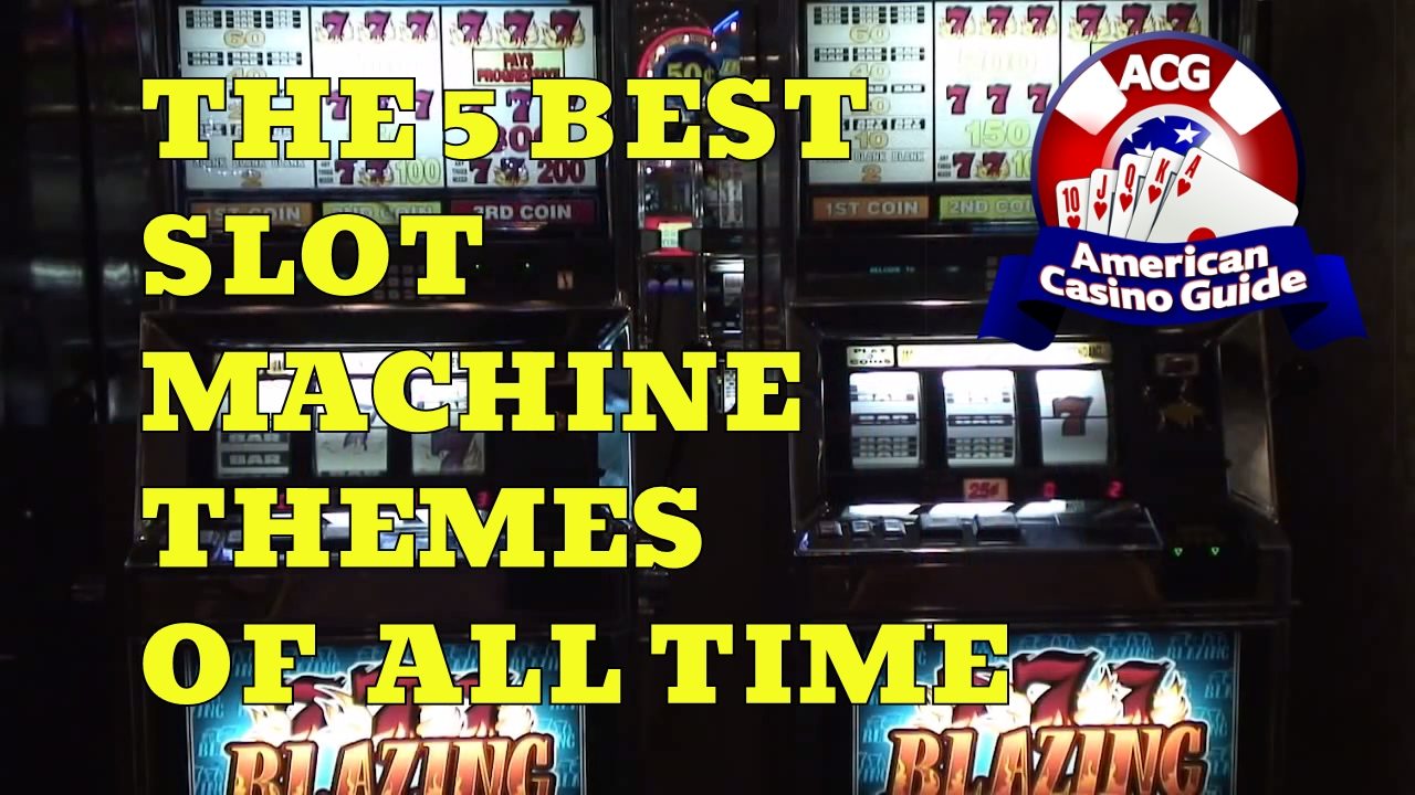 Slot Machine Themes