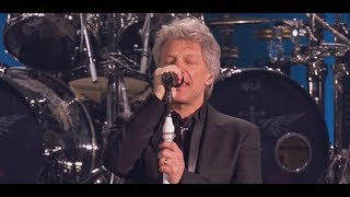 Bon Jovi - It's My Life / You Give Love a Bad Name (iHeartRadio Music Awards 2018)