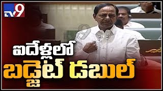 CM KCR speech in Assembly- Telangana Budget Session 2019..