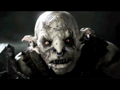 L'Ombre du Mordor Trailer Cinématique VF [E3 2014]