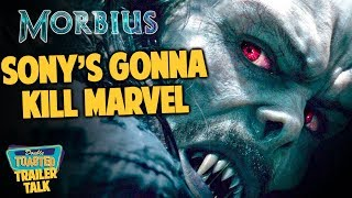 MORBIUS TEASER TRAILER REACTION | Double Toasted