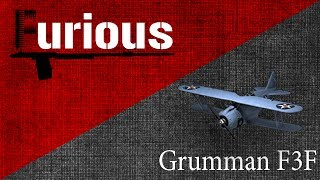 Grumman F3F. Бочонок.