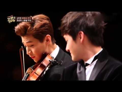 精效剪辑版-Henry和申智浩小提琴和钢琴的合奏(A film about Henry&Shin Jiho-Violin And Piano Performance)