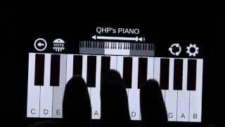 Sau Tất Cả  (Erik) Chơi Piano Trên Điện Thoại Cực CHẤT