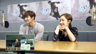 Healer Director's Cut Couple Commentary Teaser with Eng Subs