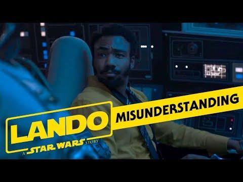 The Lando Movie Misunderstanding