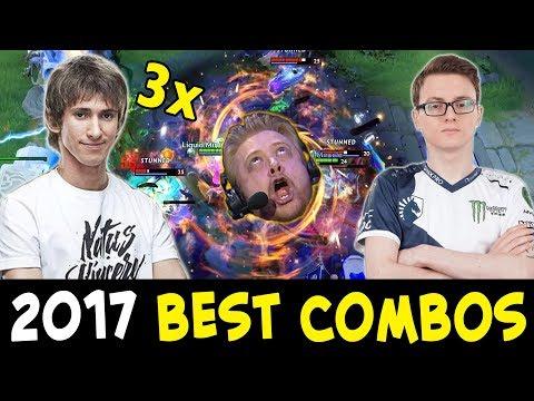 2017 BEST COMBOS — Dota 2