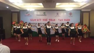 Flash mob VIET NAM OI - VCB Thai Nguyen
