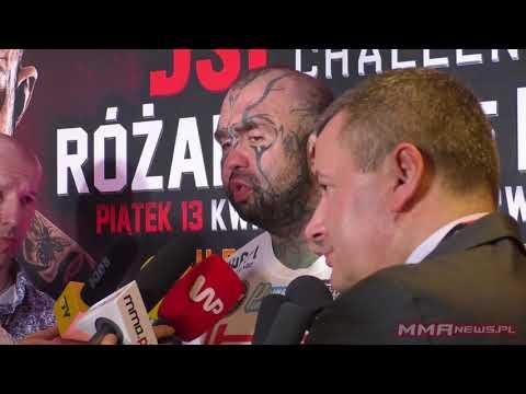 DSF 14: Marcin Różalski jednogłośnie zdominował Petera Grahama