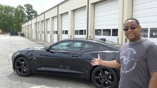 2016 Camaro SS: A Mustang owner's impressions