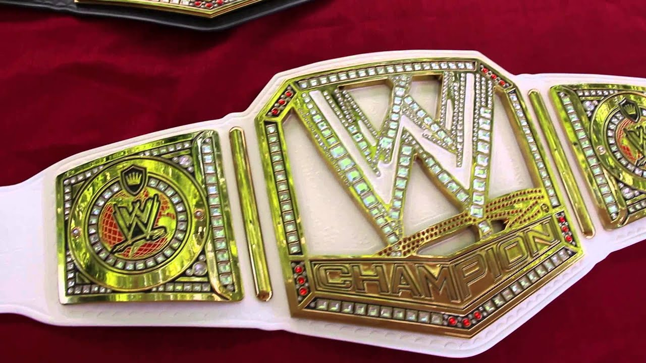 Wwe Has Commissioned A New Women S Championship Belt