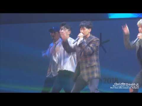 170923 Three Frinds talk&concert in Japan 떳다!오빠!(OPPA OPPA) - Eunhyuk(은혁)