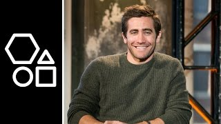 Jake Gyllenhaal and Dan Gilroy | AOL BUILD