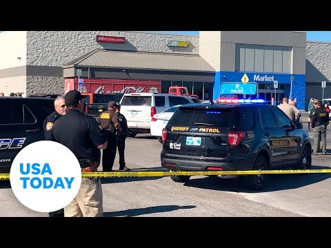 Several wounded in shooting at Walmart in Duncan, Oklahoma | USA TODAY