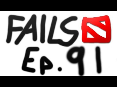 Dota 2 Fails Of The Week - Ep. 91 - Smashpipe Games
