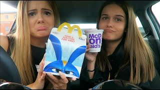 24 HOUR DRIVE THRU CHALLENGE || Ellie Louise