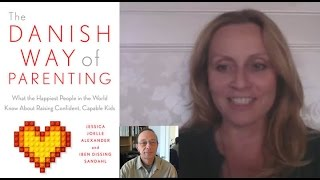 Teaching Empathy: The Danish Way of Parenting, co-author Jessica  Alexander