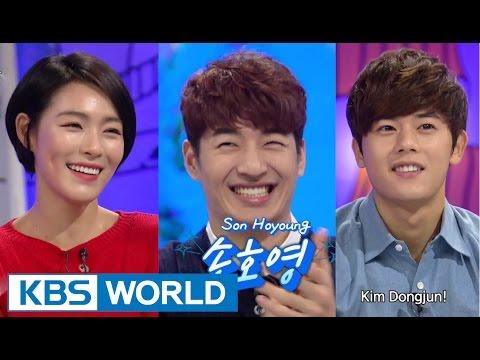 Hello Counselor - Son Hoyoung, Kang Seongjin,  Kahi, & Kim Dongjun (2014.12.22)