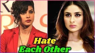 10 Bollywood Actresses Who Are Enemies For Ever
