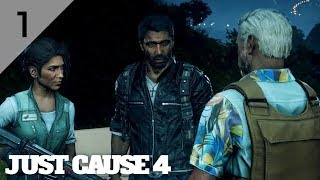 JUST CAUSE 4 - 8 HOUR CHRISTMAS SPECIAL - Gameplay Walkthrough - Part 1 - ( LIVE STREAM)