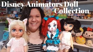 My Disney Animators Doll Collection - ooak Dolls