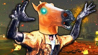TROLLING PLAYERS WITH FAKE ZOMBIE GLITCH on BO2 (Black Ops 2 Mods)