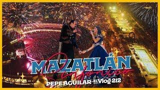 Pepe Aguilar - El Vlog 212 -  Mazatlán Sinfónico