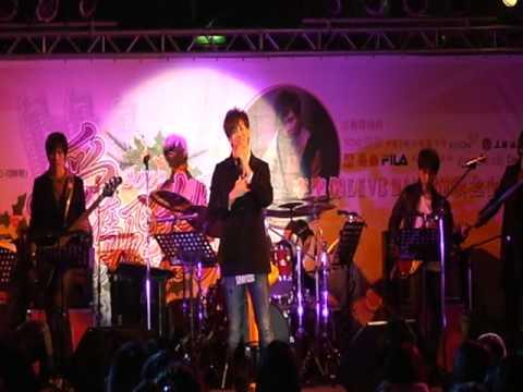 20091218李聖傑Live Band演唱~原諒我沒有説+眼底星空