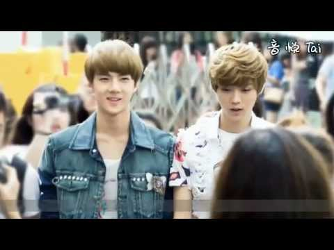 HUNHAN moment all around the world