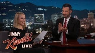 Kristen Bell Helps Put Your Kids to Sleep