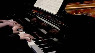 Franz Schubert - Fantasie in F minor (four hands)