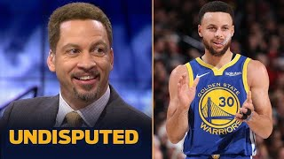 Andrew Wiggins & Steph Curry shines as Warriors defeat Suns 122-116 | Chris Broussard reacts