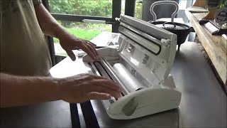 How to fix a Vacuum Sealer Cheap and Easy