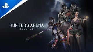 Hunter's arena: legends :  bande-annonce