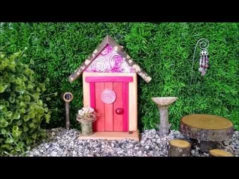 TreeMax Fairy Door Realty - GardenFairyDoors