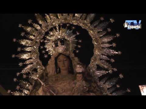 Procesión Virgen de la Estrella de Coria del Río 2016