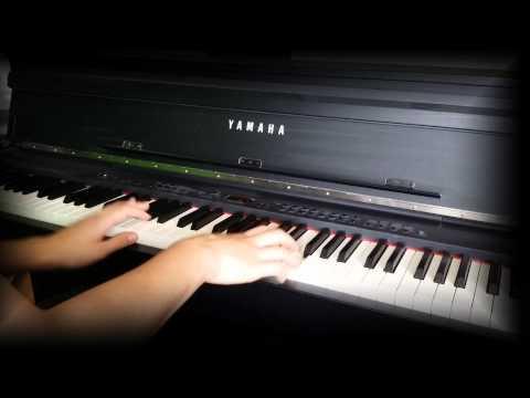 I. Dream Main Theme (A World Upon Sadness) - Piano Cover by BobGmbH