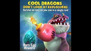 (New) Cool Dragons don't look at explosions Live Tournament - Hungry Dragon