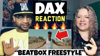 Dax - BEATBOX (Freestyle) #Reaction