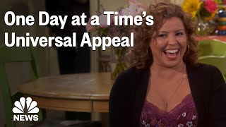 'One Day At A Time' Showrunner, Star On The Netflix Series' Universal Appeal | NBC News