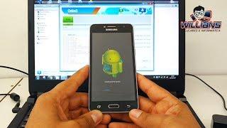 Stock Rom Firmware Samsung Galaxy J2 J200BT, J200M, Como instalar