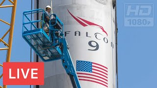 WATCH: SpaceX to Launch Falcon 9 Rocket #Spaceflight CRS16 @1:16pm EST