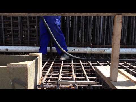 Vibradores de Alta Frecuencia para Hormigón con Convertidor Externo, IMER - BAGANT