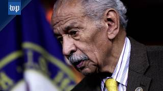 John Conyers Jr. is retiring. Now he's endorsing his son to take his seat.