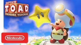 Captain Toad Treasure Tracker - Overview Trailer - Nintendo Switch