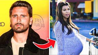 Kourtney Kardashian Pregnant  But Is Scott Disick The Father?